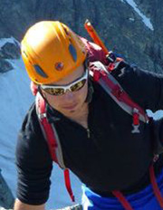 Expedition Arguk team leader and geologist Brett Woelber